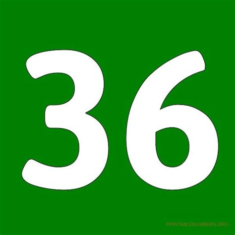 printable numbers 1 35 number 36 images frompo 1