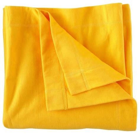 gelbe decke favorite sweats blanket yellow contemporary