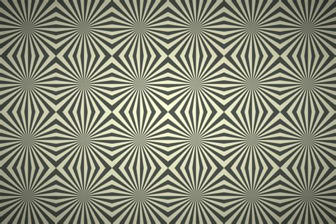 op art stripe sun burst wallpaper patterns