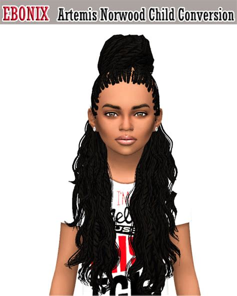 sims 4 black people hair sims 4 cc s the best norwood hair converted for girls