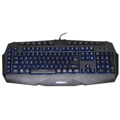 Keyboard Macro max hurricane led usb gaming blue purple backlit 6 key macro keyboard gmxkbhurricane