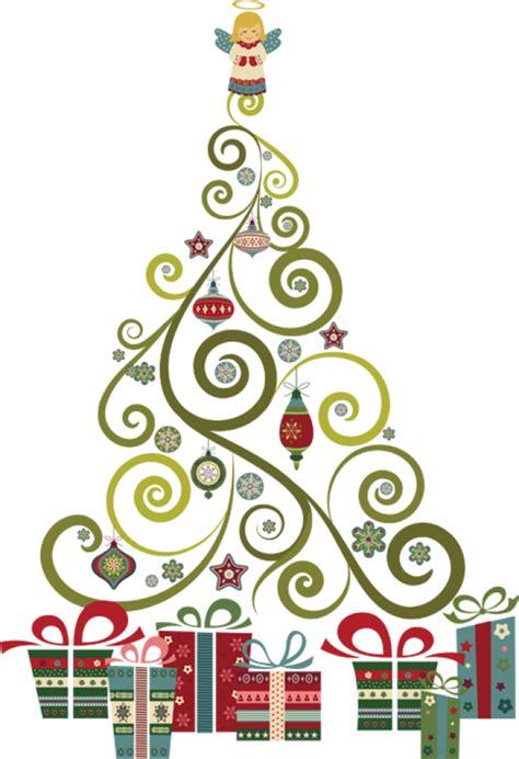19 swirly christmas tree graphics free images swirl