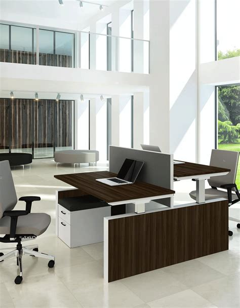 Office Furniture Cities Progress Sit Stand Desk City Office Furniture