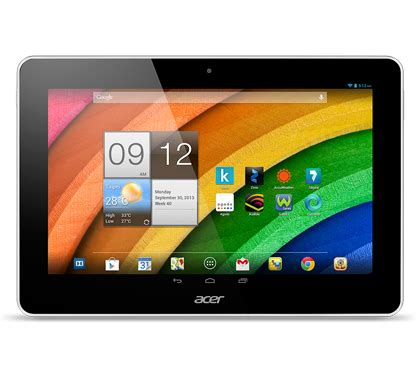 Tablet Acer Android Jelly Bean acer iconia tablet zara a3 a10 16gb feh 233 r android jelly bean 4 2 nt l29ee 005 acershop