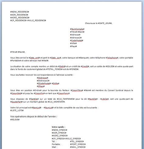 Exemple De Lettre Type Publipostage 9 Exemple De Publipostage Lettre De Demission