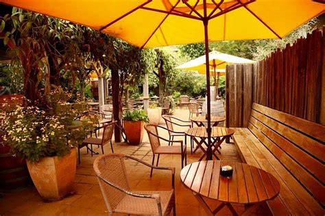 best outdoor patios where to eat outside the 42 best patios in sonoma county
