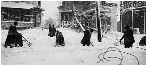 worst blizzard in us history 5 of the worst blizzards in u s history weather mate