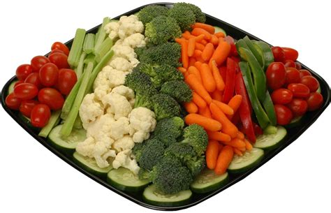vegetables plate deli catering webster s marketplace ripon wi