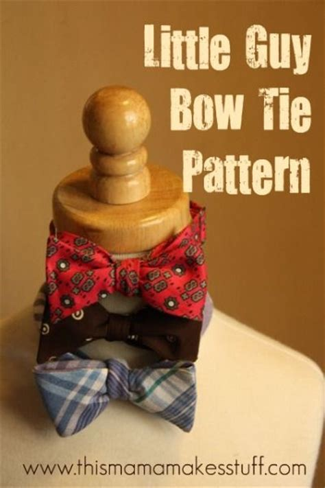 patterns for pirates bow tie little guy bow tie pattern an actual tie sewing boys
