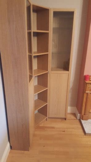 Ikea Billy Bookcase Corner Unit Ikea Billy Bookcase 3 Corner Unit Cabinet For Sale In Tallaght Dublin From Pabloindentes