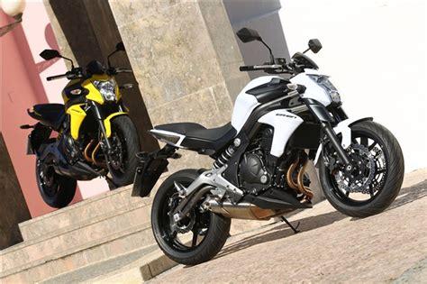 First Ride: 2012 Kawasaki ER 6n review   Visordown