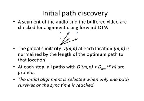 pattern matching algorithm steps multimodal pattern matching algorithms and applications
