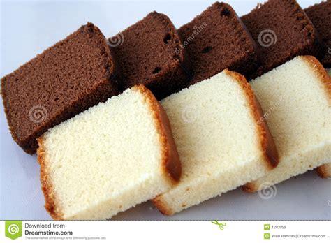 chocolate vanilla cake stock image image of brownie 1283959