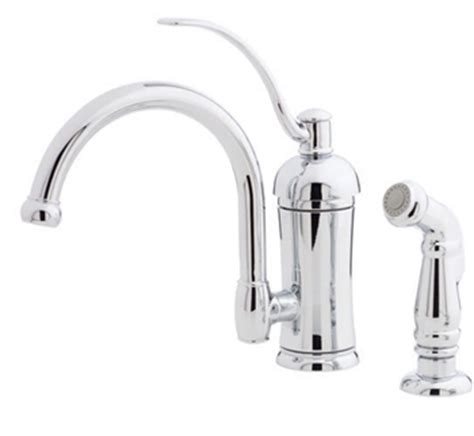price pfister kitchen faucets most popular pullout and
