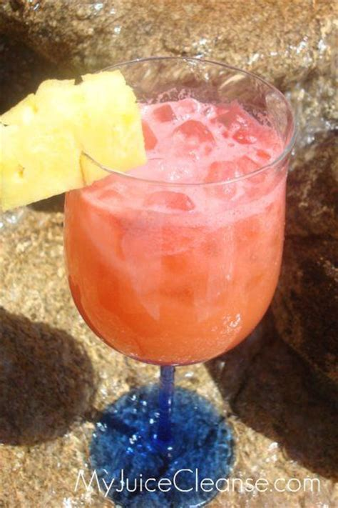 Pineapple Watermelon Detox by 1000 Images About Beverages On Cocktail