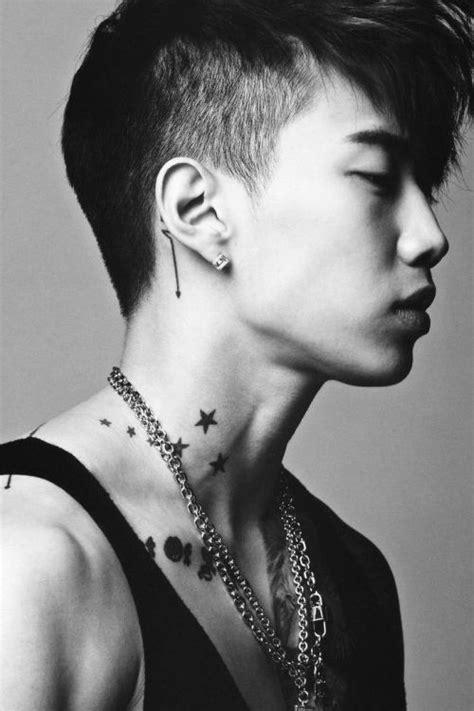jay park head tattoo cute asian fashion lollimobile com asian fashion cute