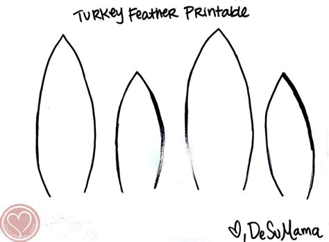 turkey feather template turkey feather template cyberuse
