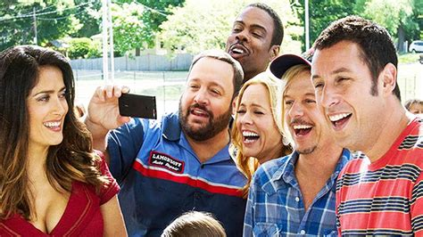 film up cast grown ups 2 the review salty popcorn