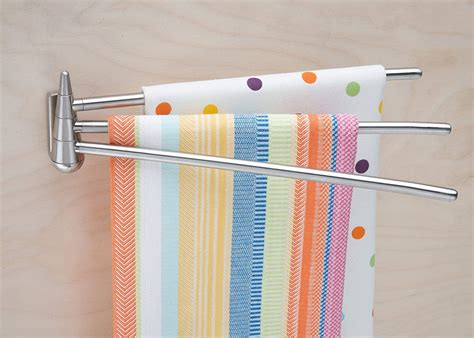 Kitchen Towel Rail Racks by Towel Racks And Holders For Kitchen And Bathroom