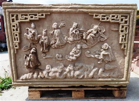 Wie Garten Gestalten 2827 by Steinbassin Mit Chinesischer Mythologie Historische