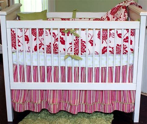 crib bedding patterns 25 baby girl bedding ideas that are cute and stylish