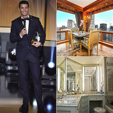 inside cristiano ronaldo s 18 5m apartment in trump tower cristiano ronaldo buys 18 million trump tower apartment