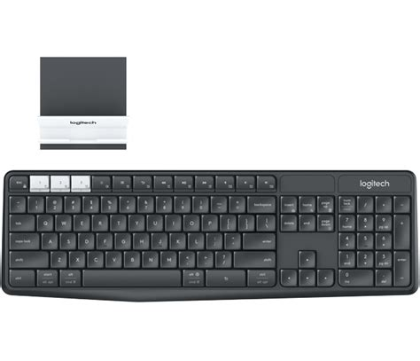 Home Design Software Free Tablet by Logitech K375s Multi Device Wireless Keyboard Amp Stand Combo
