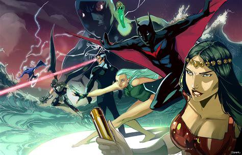 Best Item Kaos Superman New Power Zero X Store 1 justice league unlimited members comic vine