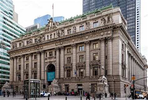 new york customs house new york architecture photos alexander hamilton u s custom house