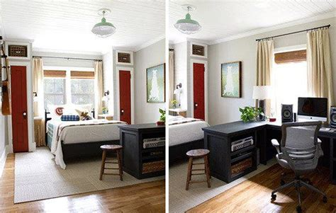 office guest room room inspiration shared office guest rooms