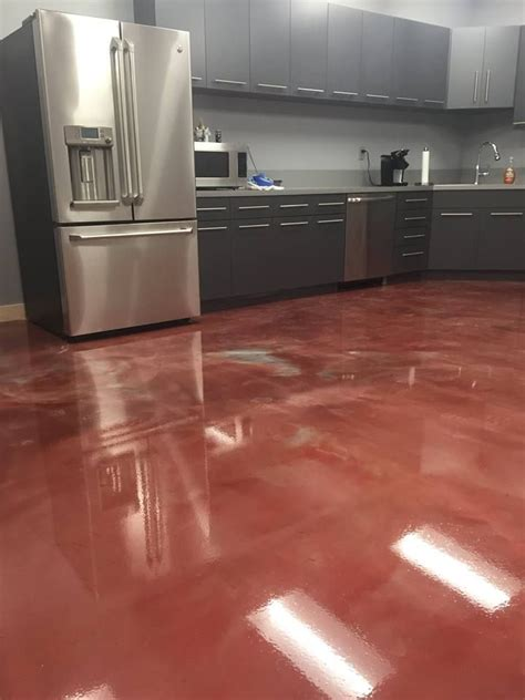 Choices Flooring Alexandria by 17 Best Images About Polyaspartic Metallic Floors