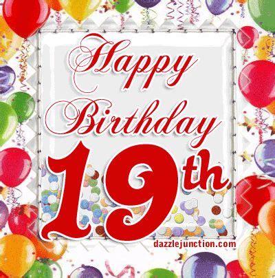 Happy 19th Birthday Quotes Happy 19th Birthday Brookie Baby Man Food