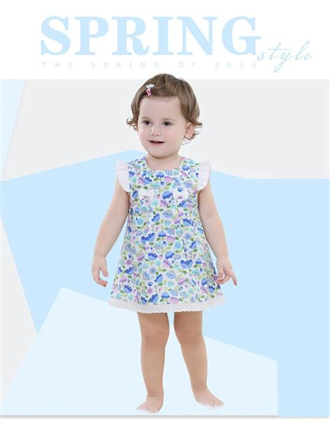 summer dresses for 29 yrs old baby clothes summer dress baby girls 1 2 years old baby