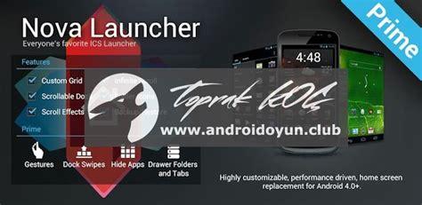 nova launcher prime v3 2 apk terbaru android free download nova launcher prime v3 2 full apk