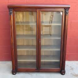 Antique Glass Display Cabinet For Sale Antique Bookcase Antique Office Furniture And Antique