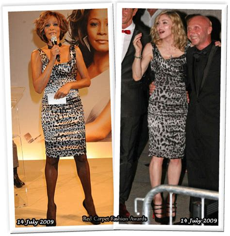 Who Wore Dolce Gabbana Better Carpet Style Awards 2 by Who Wore Dolce Gabbana Better Houston Or