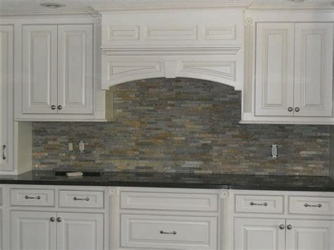 stacked tile backsplash best 25 stacked backsplash ideas on