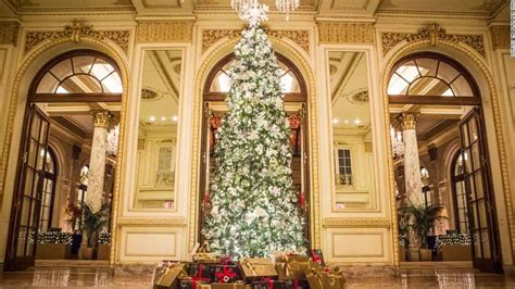 10 hotels to spend christmas at cnn com