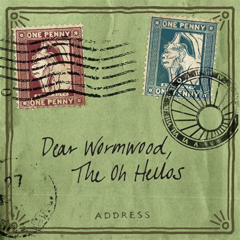 Oh Its Only A 15 Thou Cover Up by Album Review The Oh Hellos Dear Wormwood Ear To The