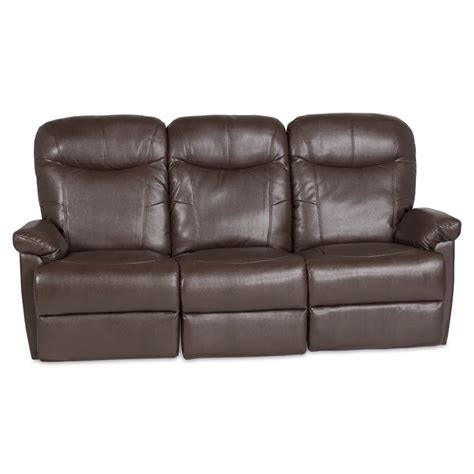leather 3 seater recliner sofa leather recliner sofa 3 seater kronos brown price