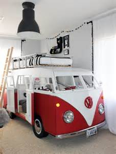 vw bus bed rooms and parties we love this week project nursery
