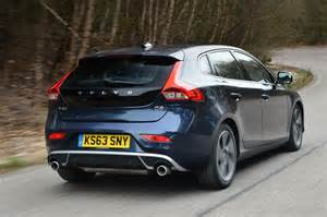 Volvo V40 D4 R Design Review Volvo V40 R Design Pictures Auto Express