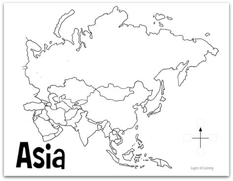 printable world map asia a game about asia asia map geography and kids learning