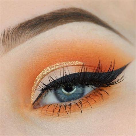Eyeshadow Orange best 25 makeup inspiration ideas on prom eye