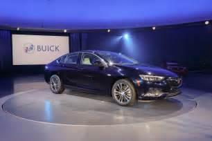 2018 buick regal sedan sportback pictures gm authority