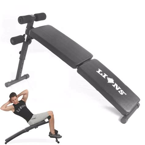 workout bench foldable sit up folding bench abs crunch weight bench home gym