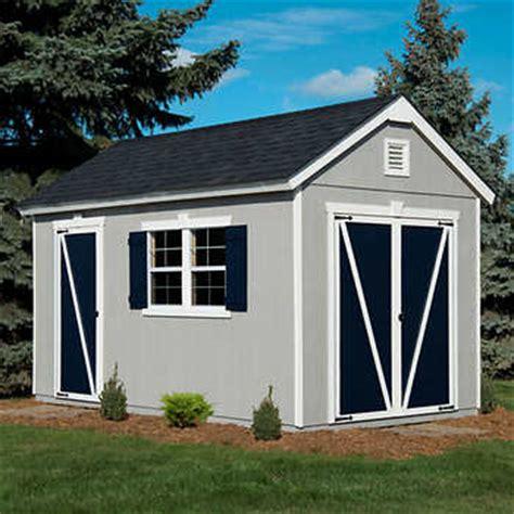 crestwood 8 x 14 wood storage shed