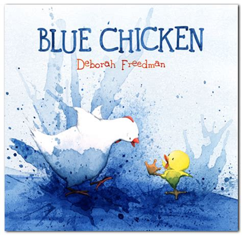 chicken picture book inspired by children s book review blue chicken