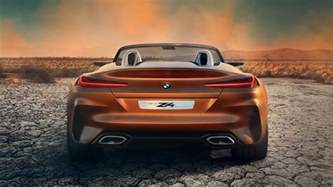 2017 bmw concept z4 4k 3 wallpaper hd car wallpapers