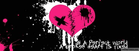 imagenes emo de corazon roto im 225 genes de corazones emo rotos mil recursos